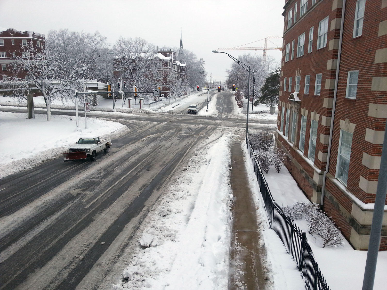 Live blog: Second winter storm hits Columbia | KBIA