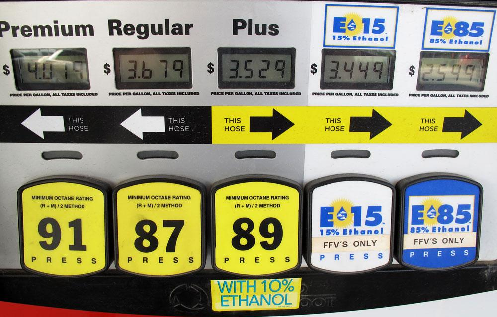 Flex Fuel Vehicles >> Field Notes What Does The Future Of Ethanol Hold Kbia