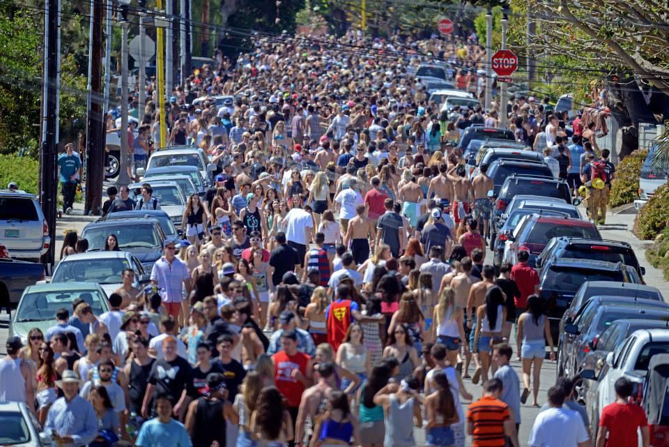 Halloween Isla Vista 2020 UPDATE: Emergency services beefing up for Isla Vista's Halloween