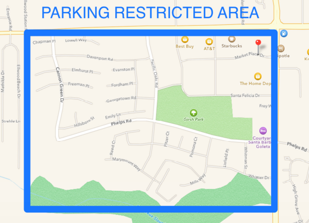 Isla Vista Halloween 2020 Restrictions City of Goleta approves parking restrictions in anticipation of