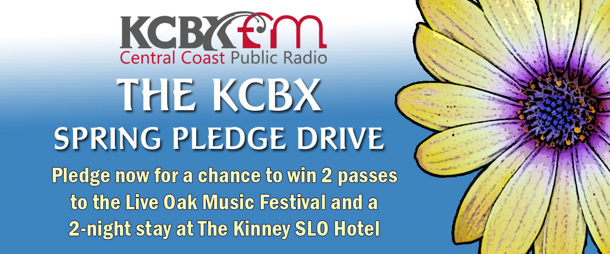 2019 Spring Pledge Drive Sweepstakes | KCBX