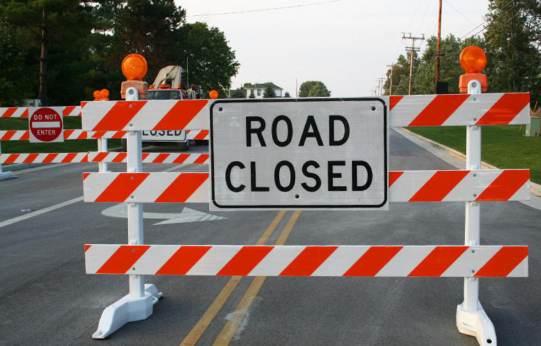 Many Roads Closed Near Chico This Morning | NSPR