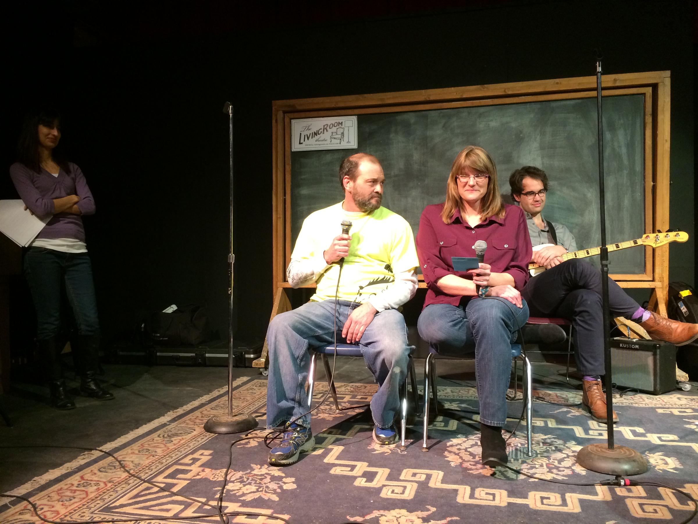 Parents Of Children With Autism Find >> Parents Of Kids With Autism Find Catharsis And Community In Standup