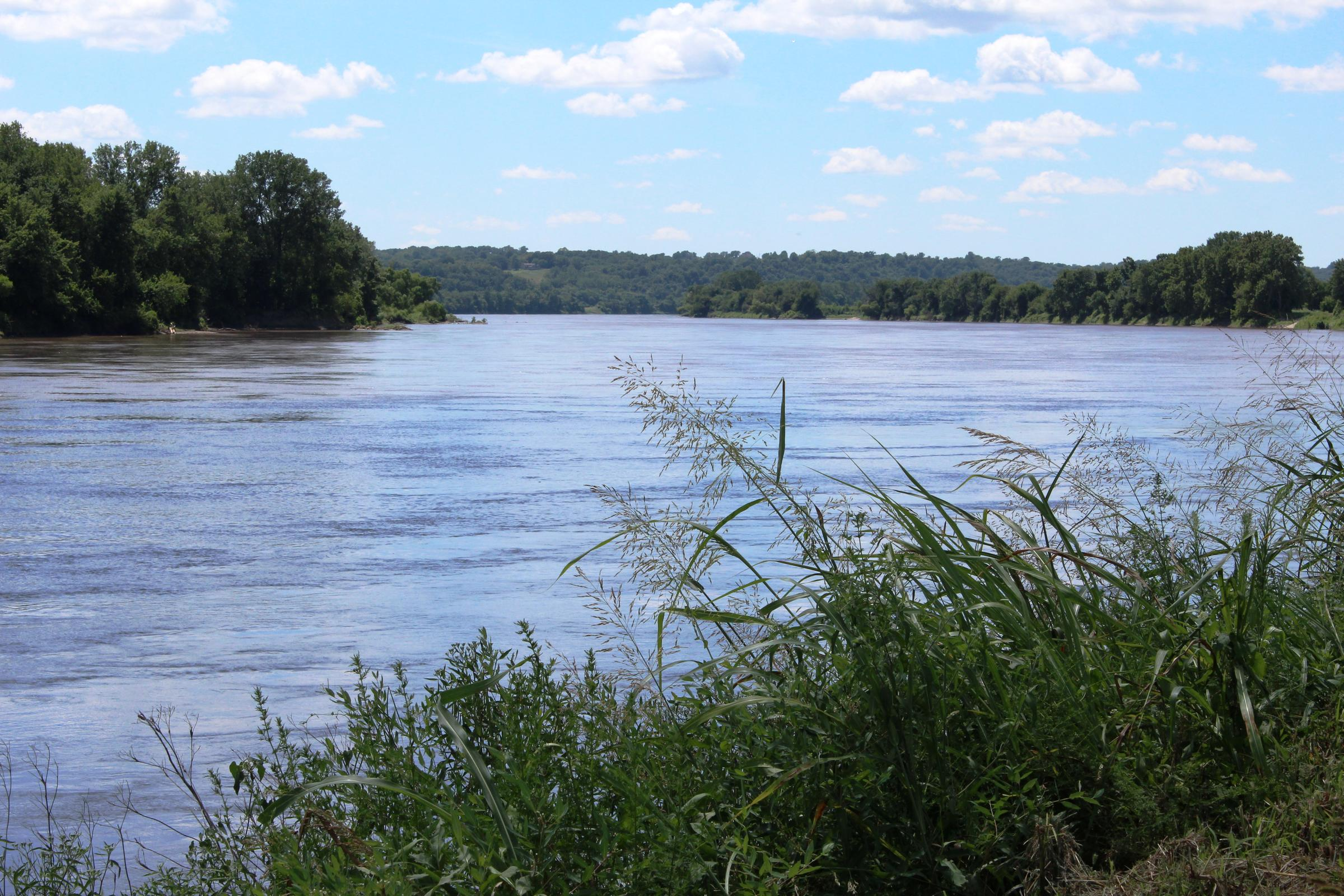 Missouri River A Flashpoint For Slavery Conflict In Missouri