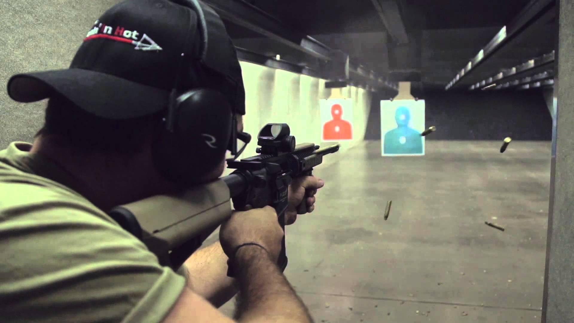 No Love For Obama's Gun Control Directive At Olathe Shooting Range