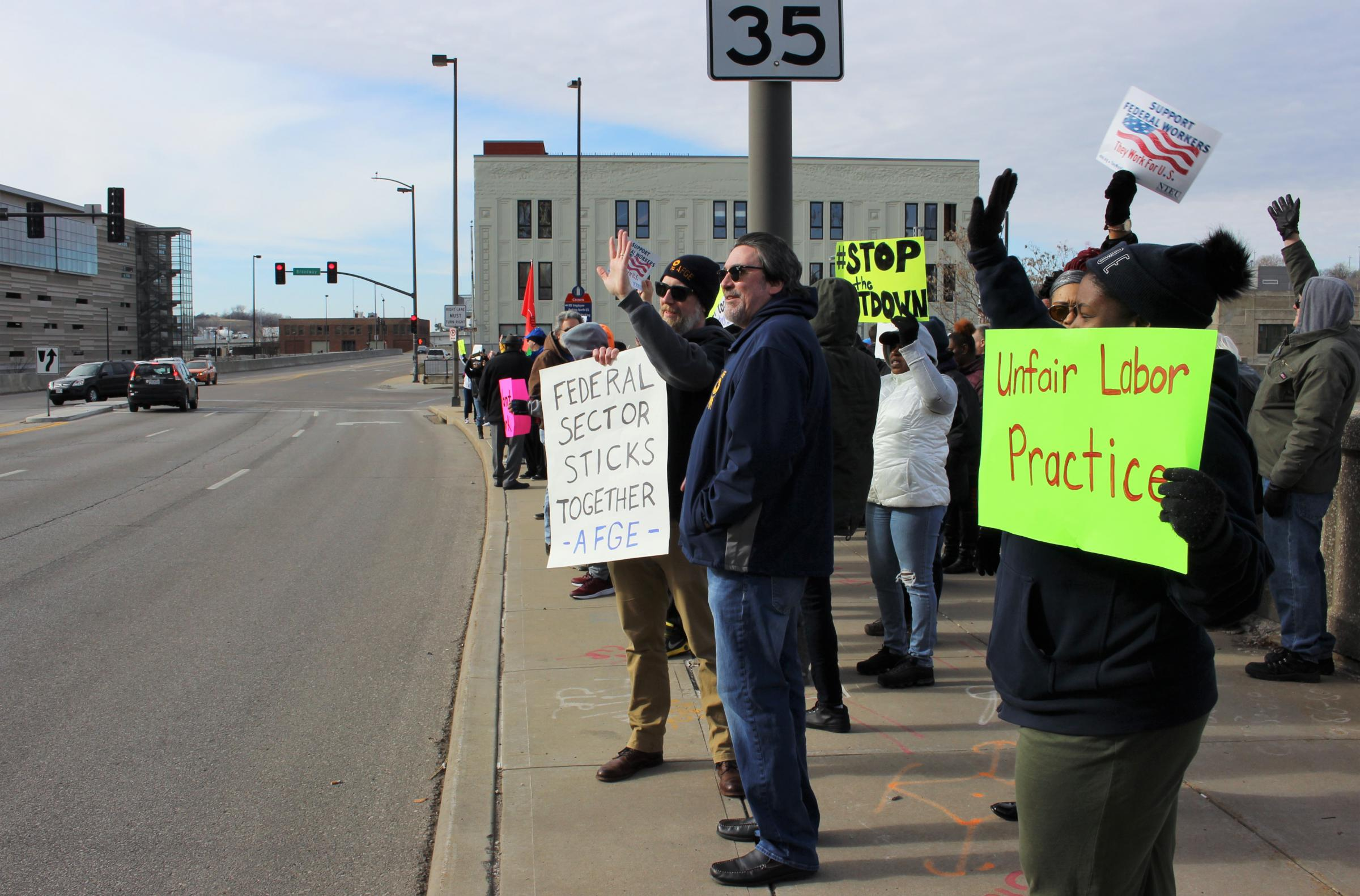 Federal Workers In Kansas City Are Fed Up After Three Weeks