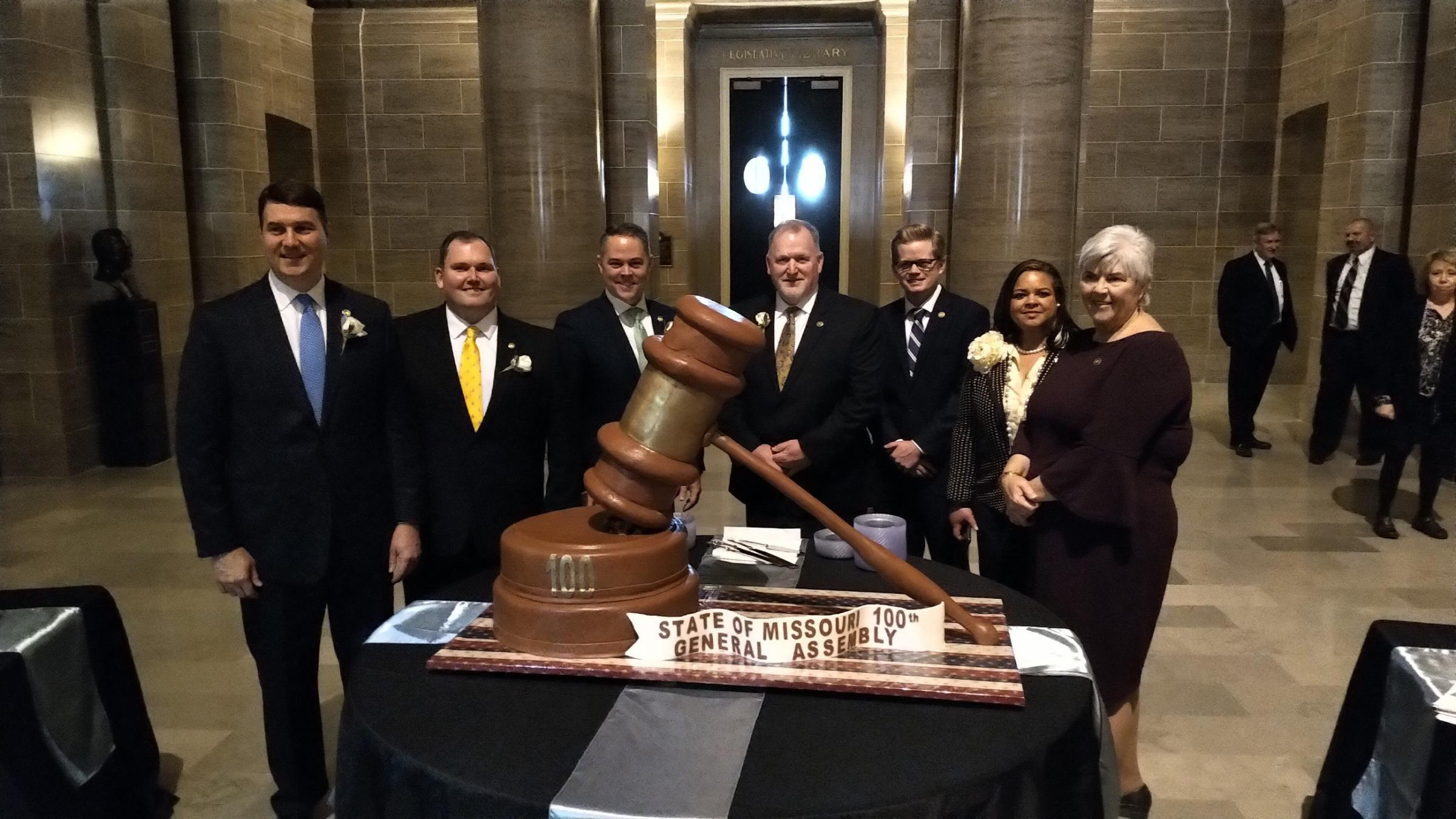 The Number 100 Defines 2019 For The Missouri General Assembly