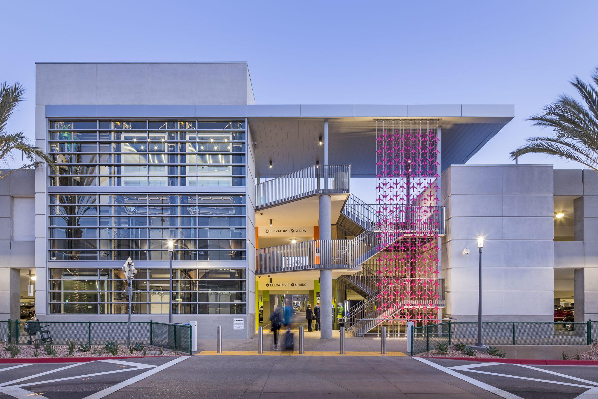 Here's What $5 Million In Public Art At KCI's New Terminal