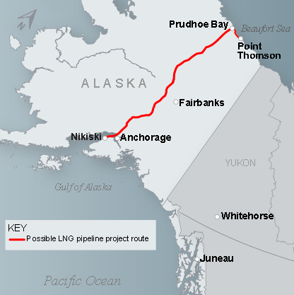 Scathing Public Testimony About the Alaska Natural Gas ...