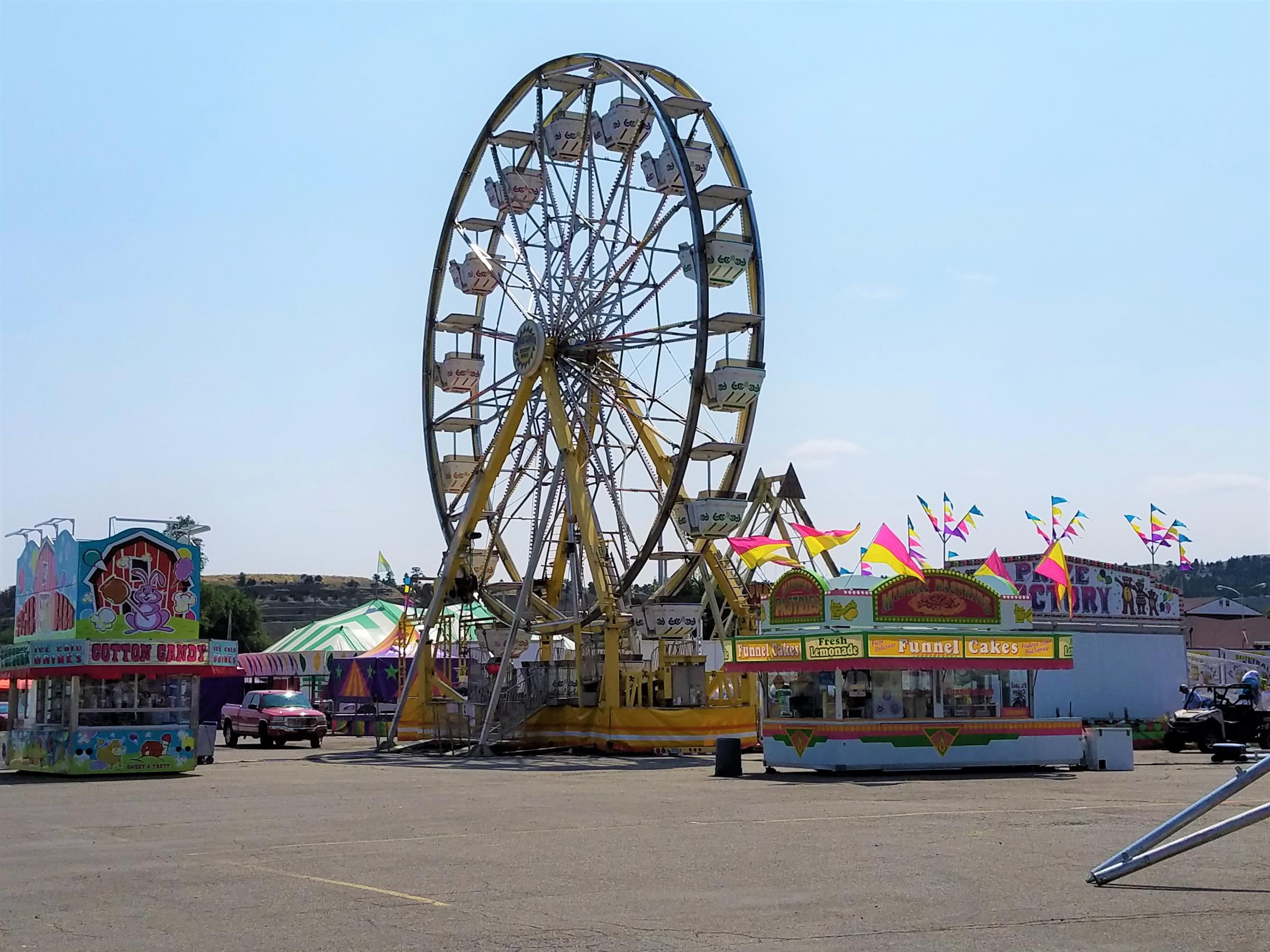 Montana State Fair Billings 2020.Montanafair Gets Inspected Annually Enjoy The Ride