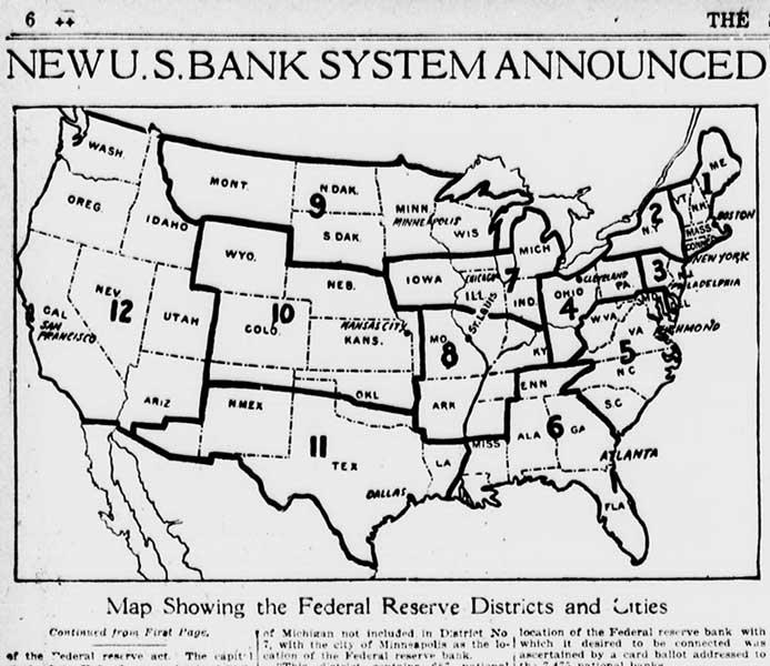 Thanks To Texas Bravado, Dallas Landed Federal Reserve 100