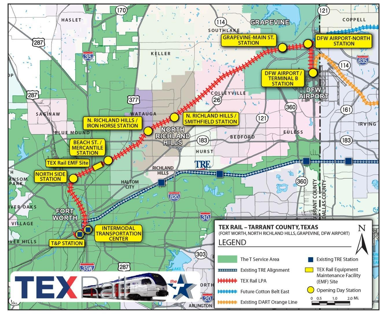 By 2018, In Tarrant County, You Can Take A Train To Catch ... on dallas map, dfw cities, central texas counties map, tarrant co zip code map, phoenix city map, dfw metroplex counties, large northeast texas map, duncanville isd map, cross country hwy map, dfw area counties, phoenix az map, arkansas section township range map,
