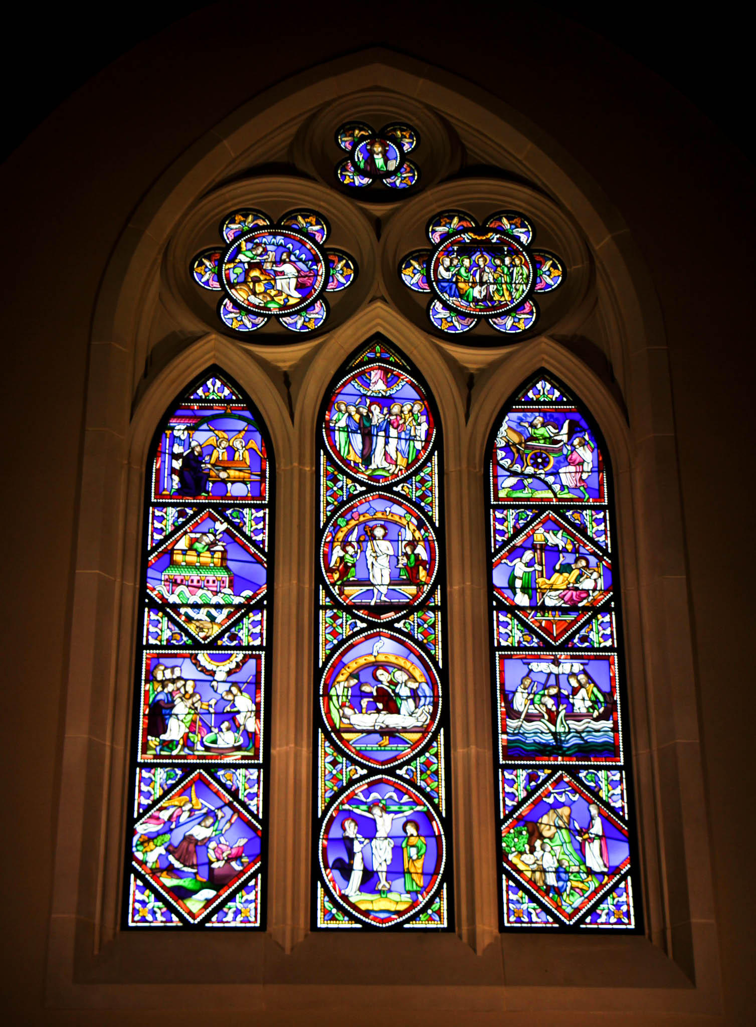 church stained glass windows Here Are 5 Fascinating Things About The New Stained Glass Window  church stained glass windows