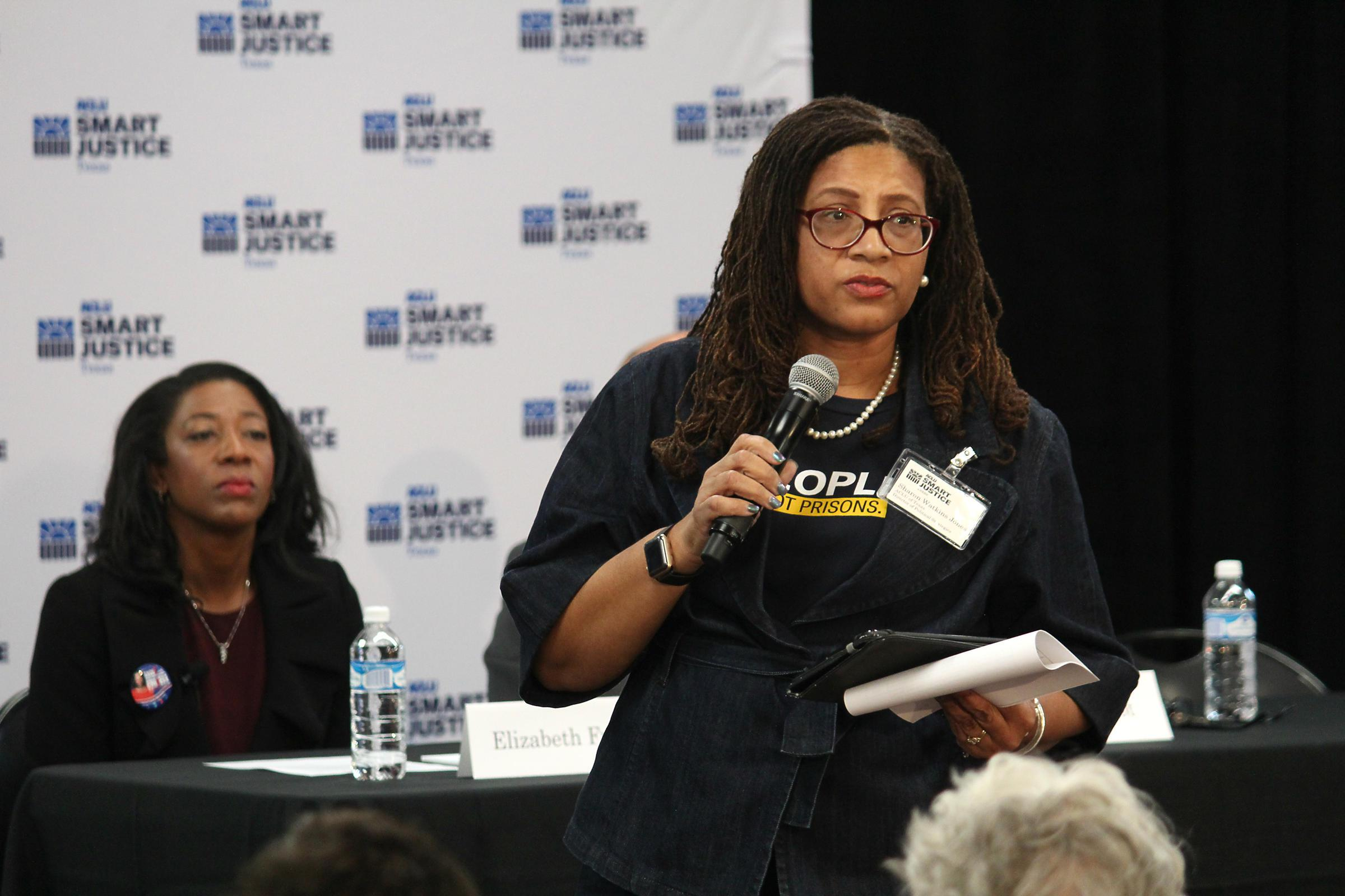 For Criminal Justice Advocates, Change Starts At The Bottom