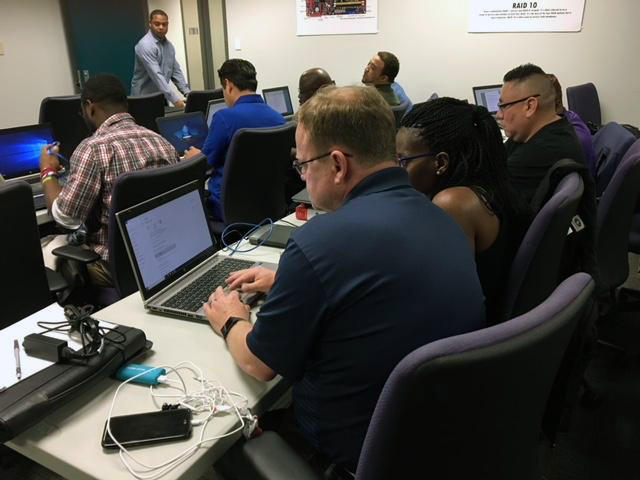 Program Matches Veterans Struggling To Find Work With Jobs