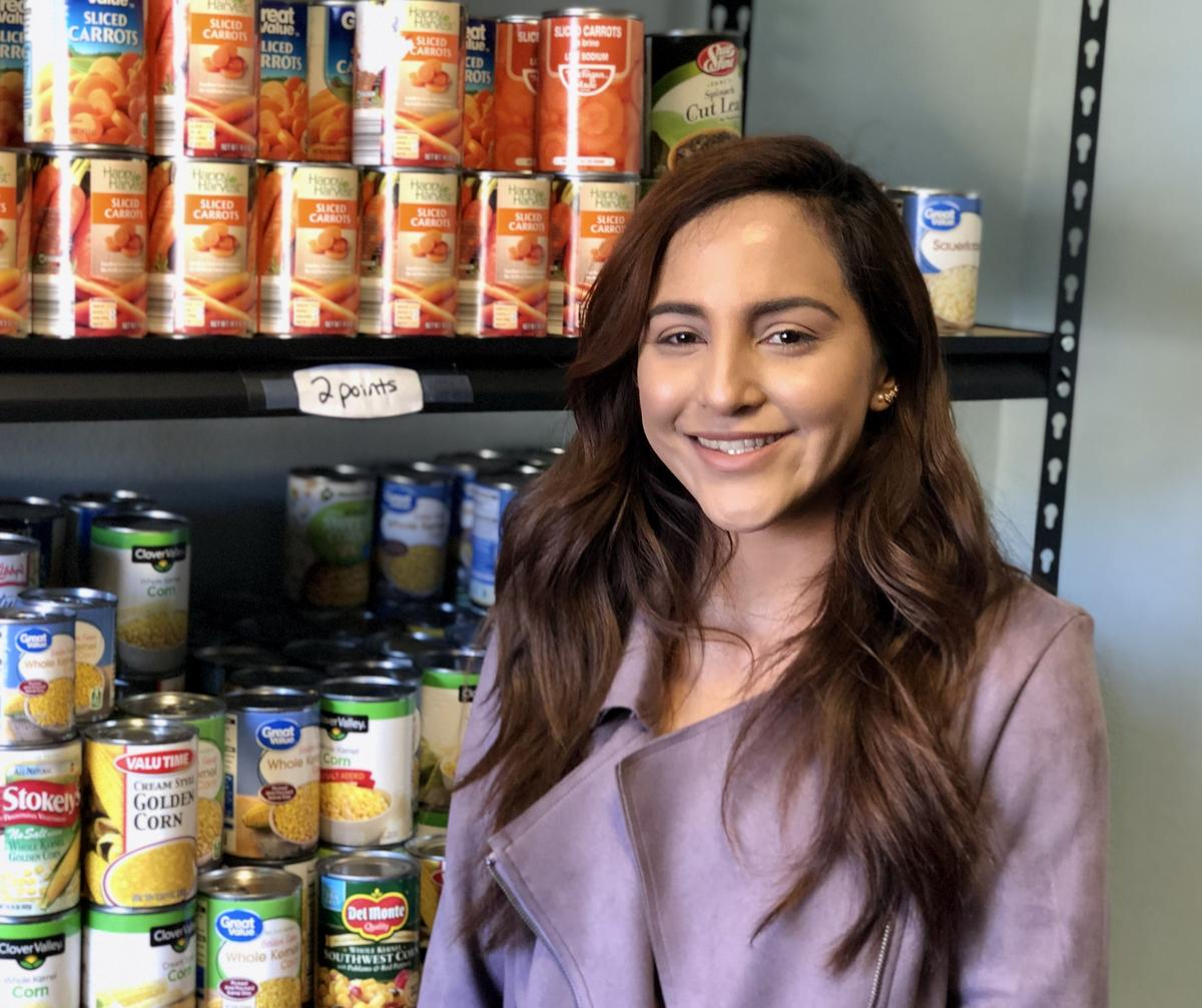 A&M-Commerce's Answer To Food Insecurity Among College Students