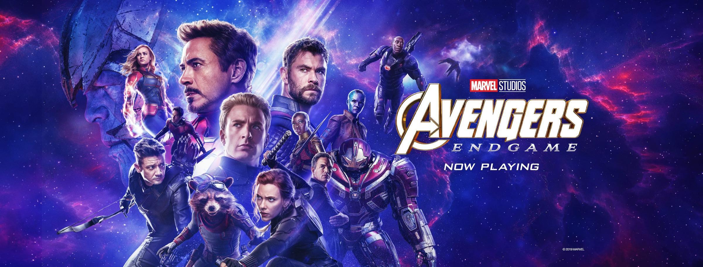 Image result for avengers endgame banner