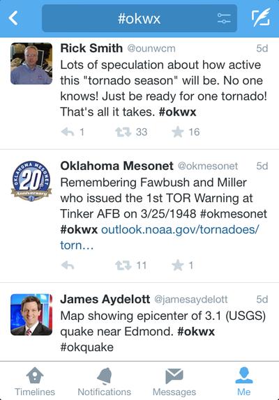 Six Ways To Prepare For Oklahoma's Tornado Season | KGOU