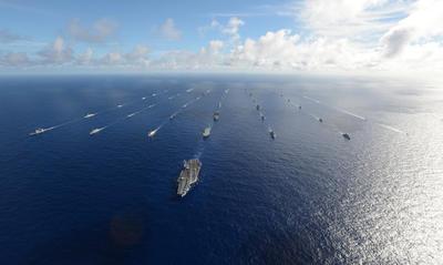 RIMPAC Invites Ships, World Nations—And Environmental Fury