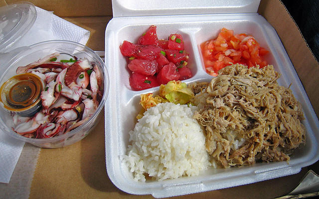 Should Styrofoam Containers Make Room for Greener Options