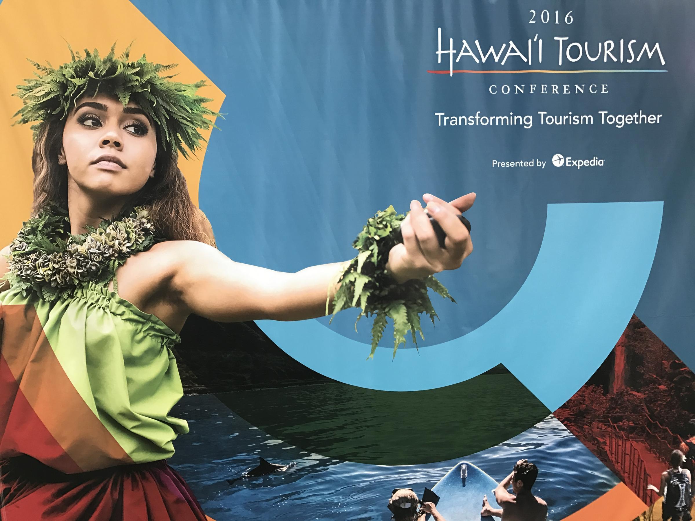 Hawai'i Tourism Conference: The Digital Age | Hawaii