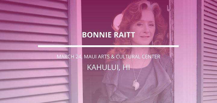 Touring Hawaii, Bonnie Raitt Shares Roots in Activism and
