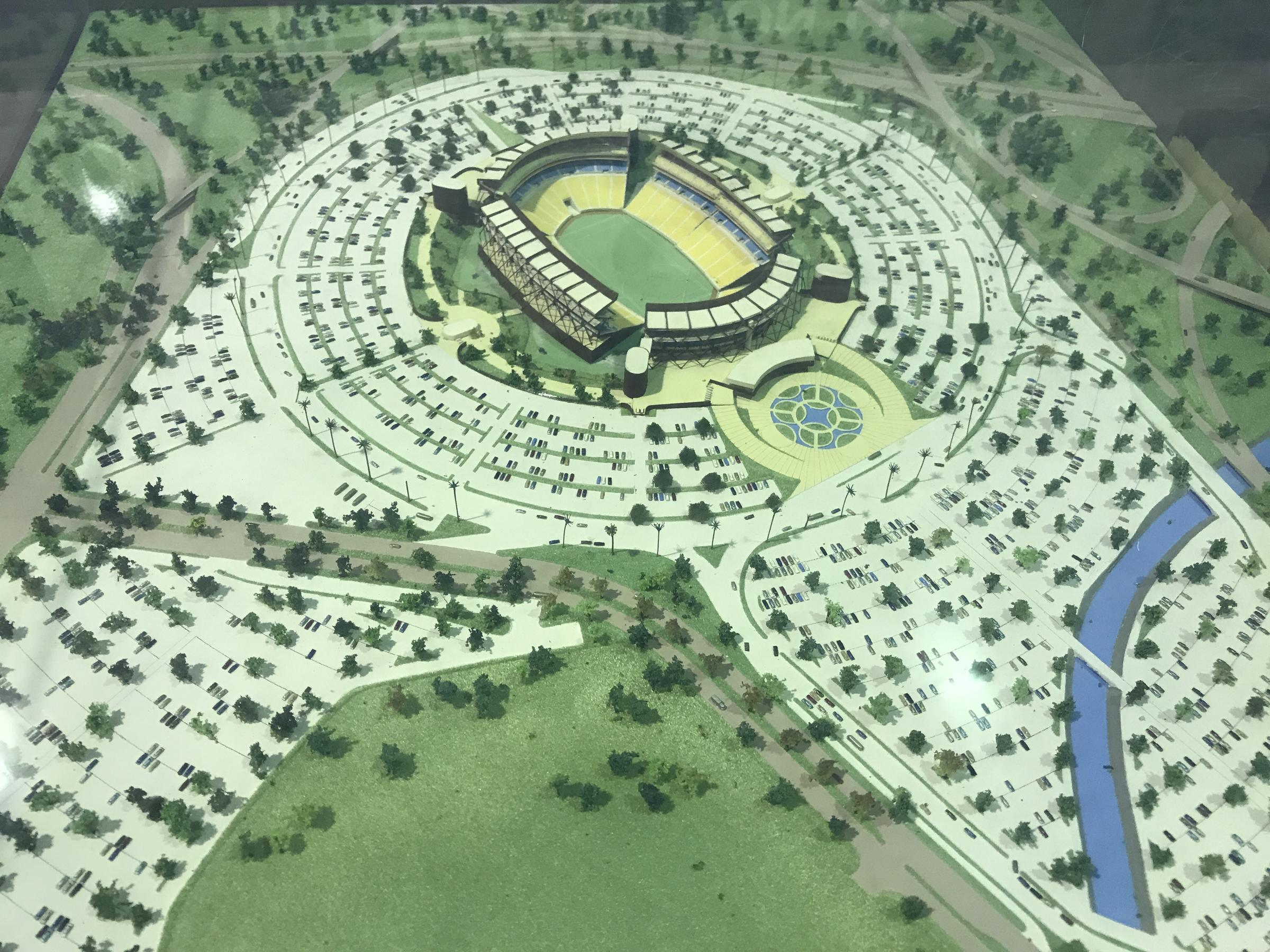New Aloha Stadium Concept Unveiled | Hawaii Public Radio