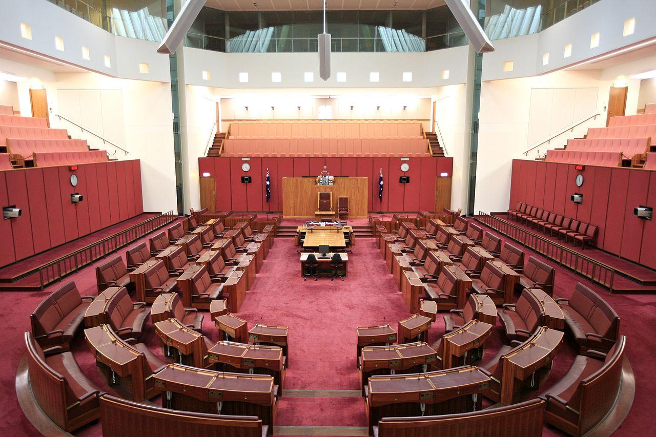 "Pacific News Minute: Australian Parliament Convulsed by ""Dual"
