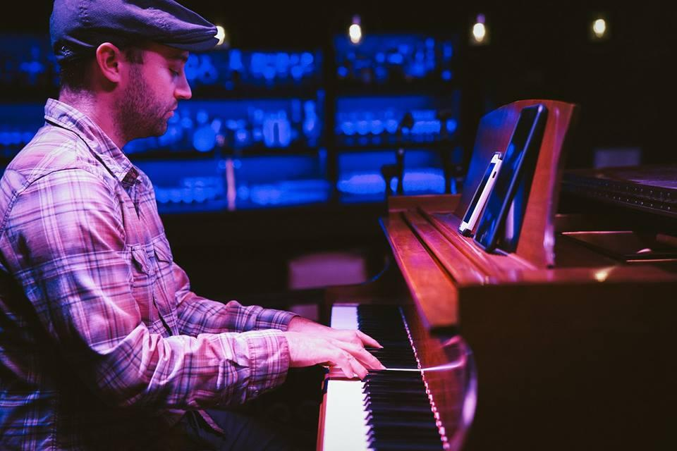 Applause in a Small Room: Piano Jazz Master Ethan Capone