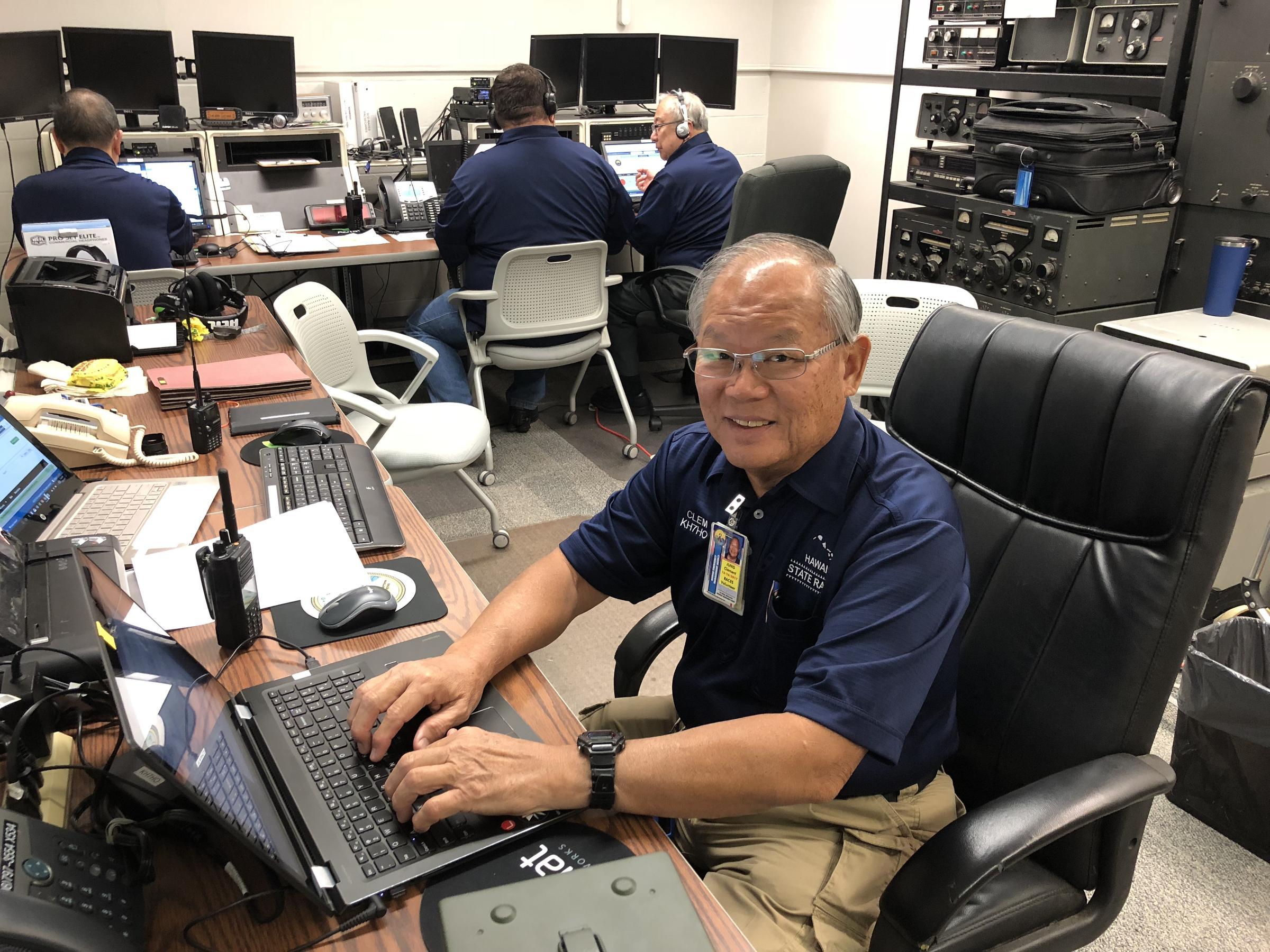 Calling All Ham Radio Operators! | Hawaii Public Radio