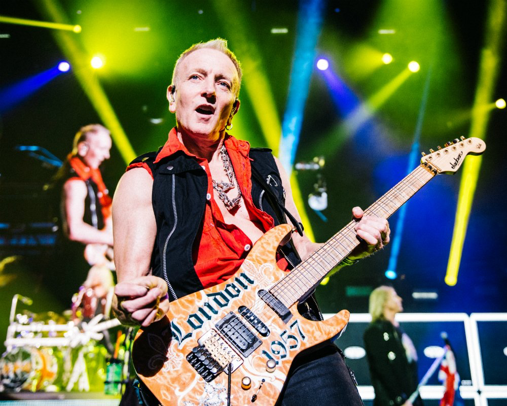 Hpr S All Things Considered Special Guest Def Leppard S Phil Collen Hawaii Public Radio
