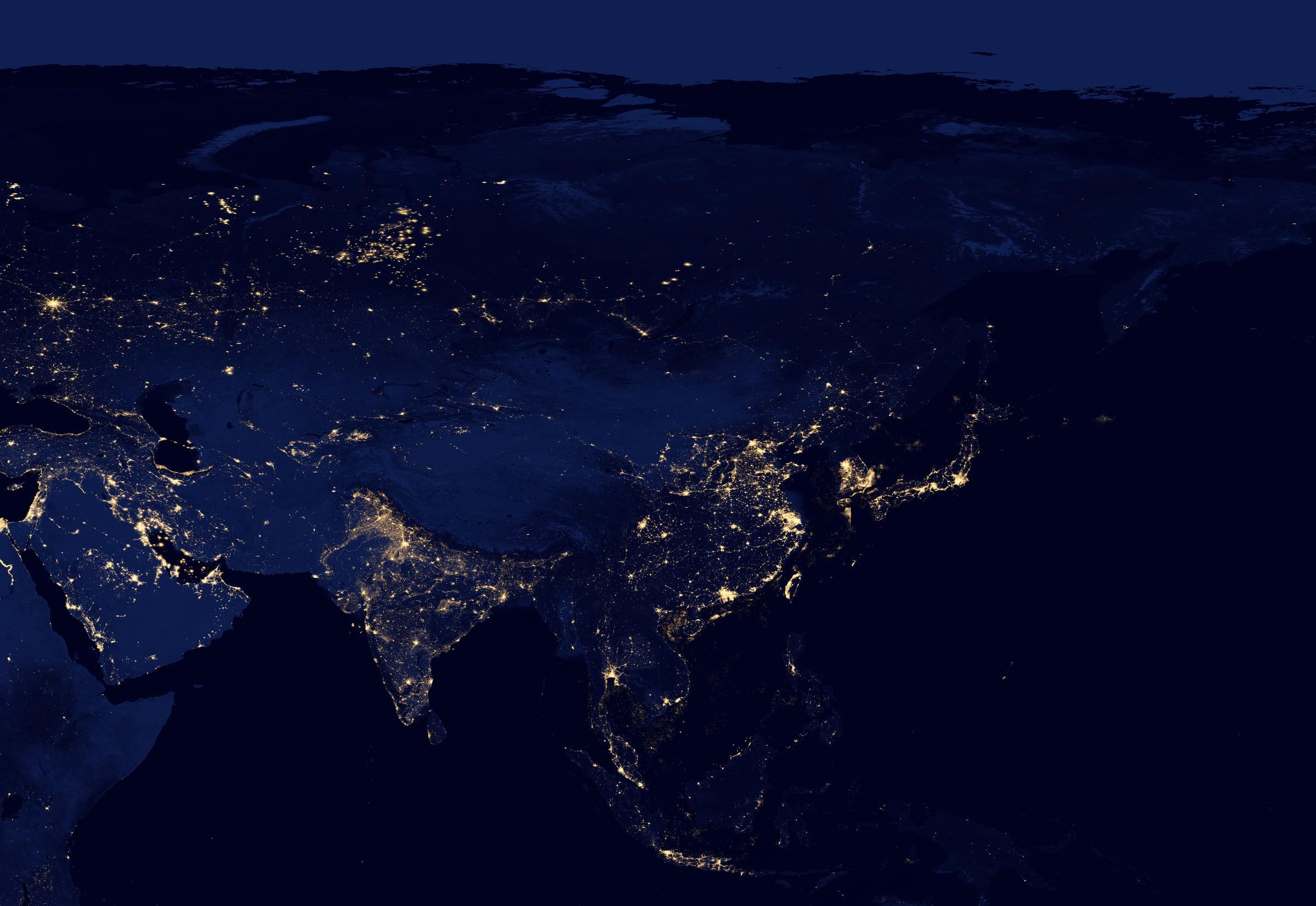 Asia Minute: Northeast Asia's Super Grid | Hawaii Public Radio