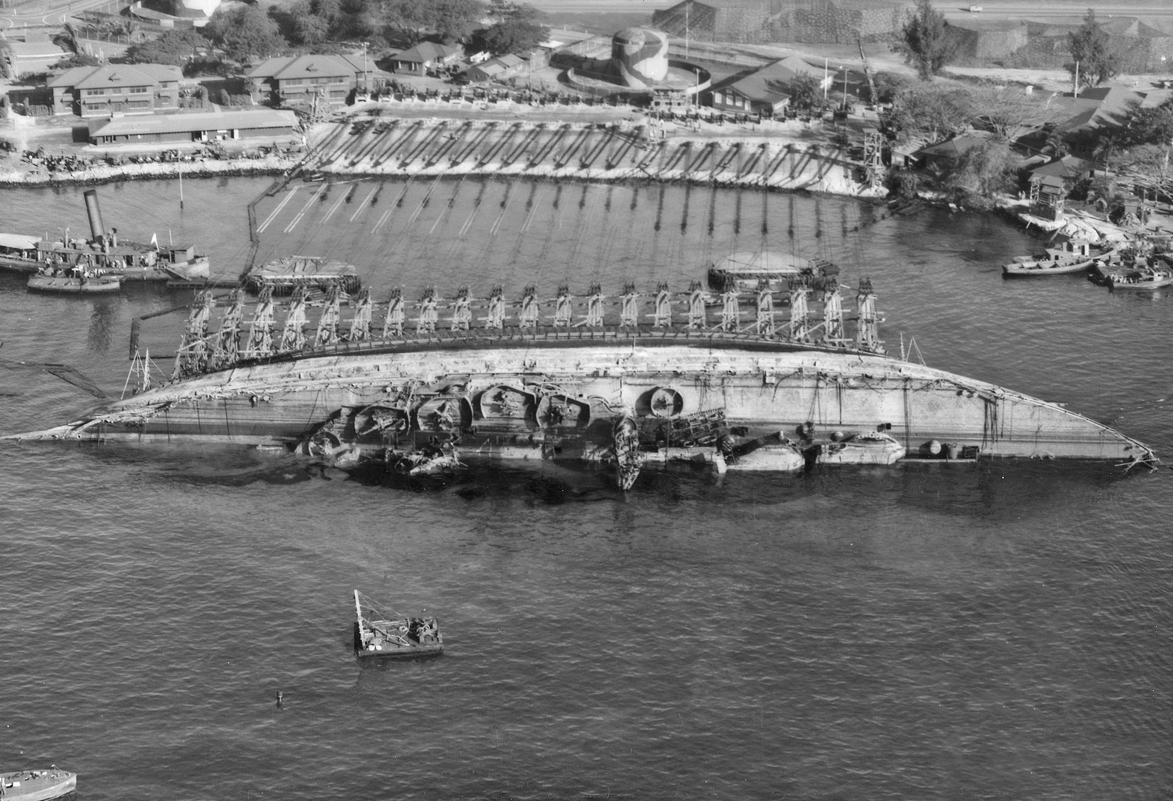 Identities of Over 400 Pearl Harbor Dead Still Unknown | Hawaii Public Radio