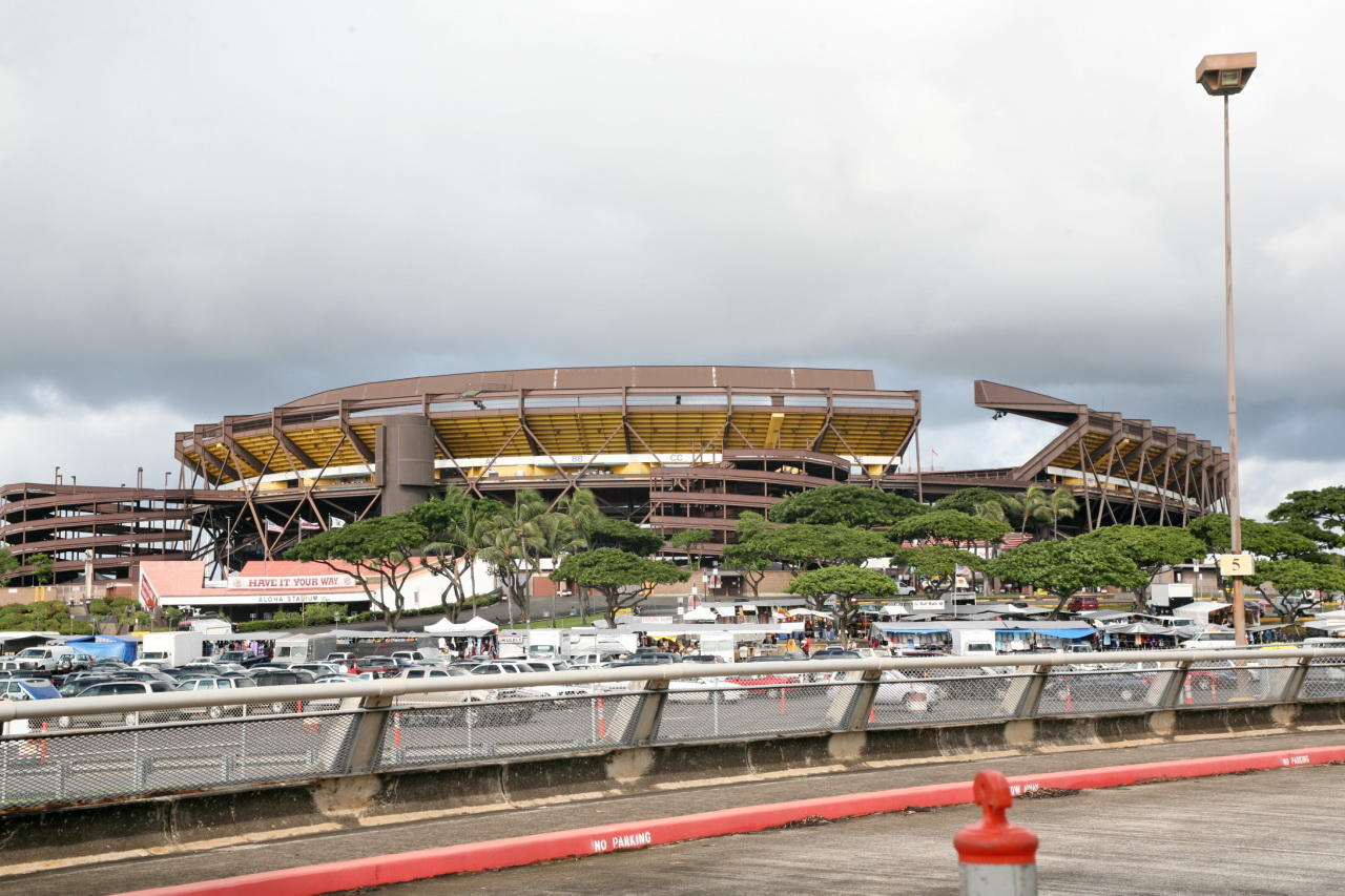 Rams To Face Cowboys At Aloha Stadium In August | Hawaii Public Radio