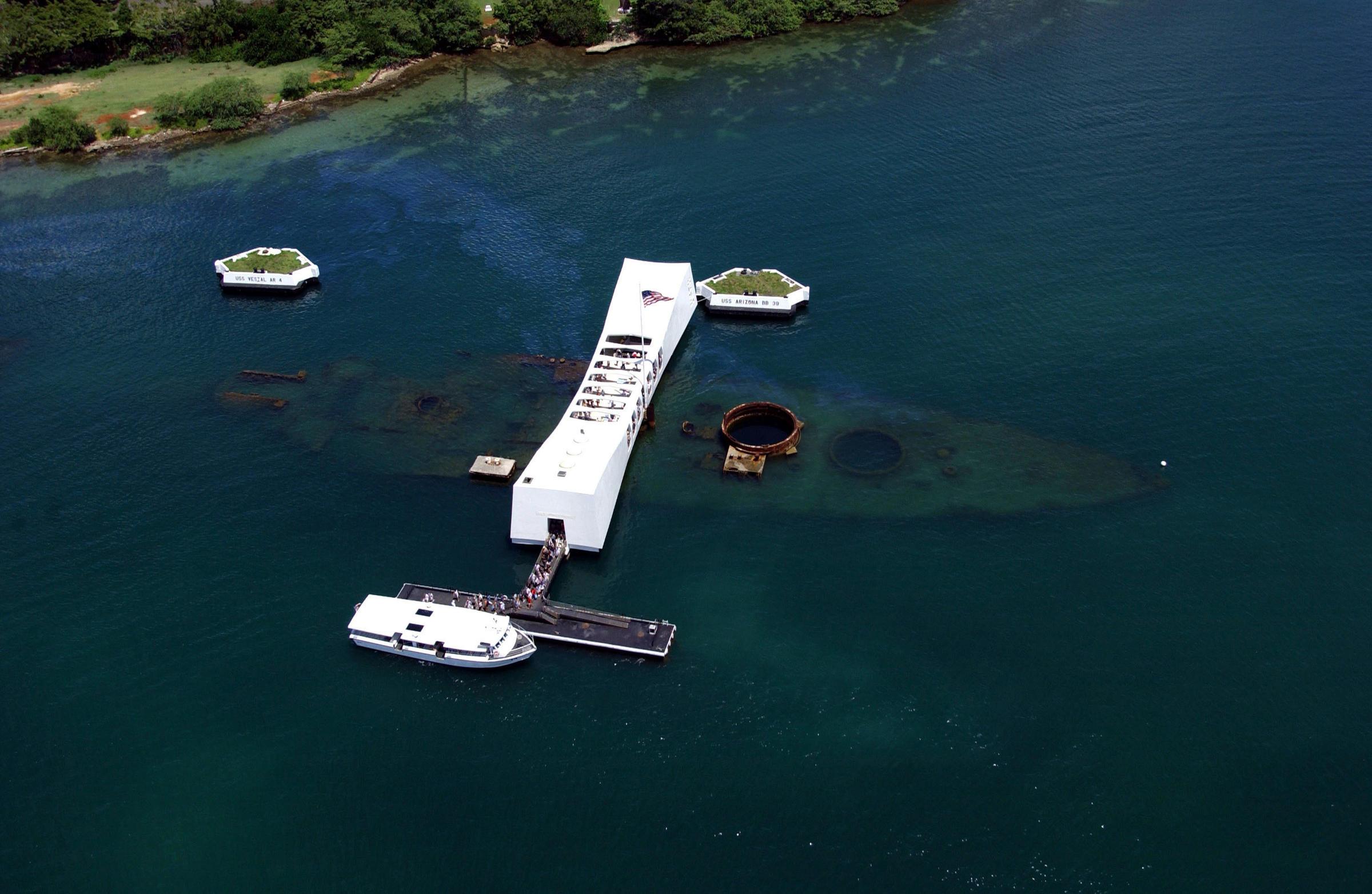 Pearl Harbor Memorial To Remain Closed Through The Summer | Hawaii Public Radio