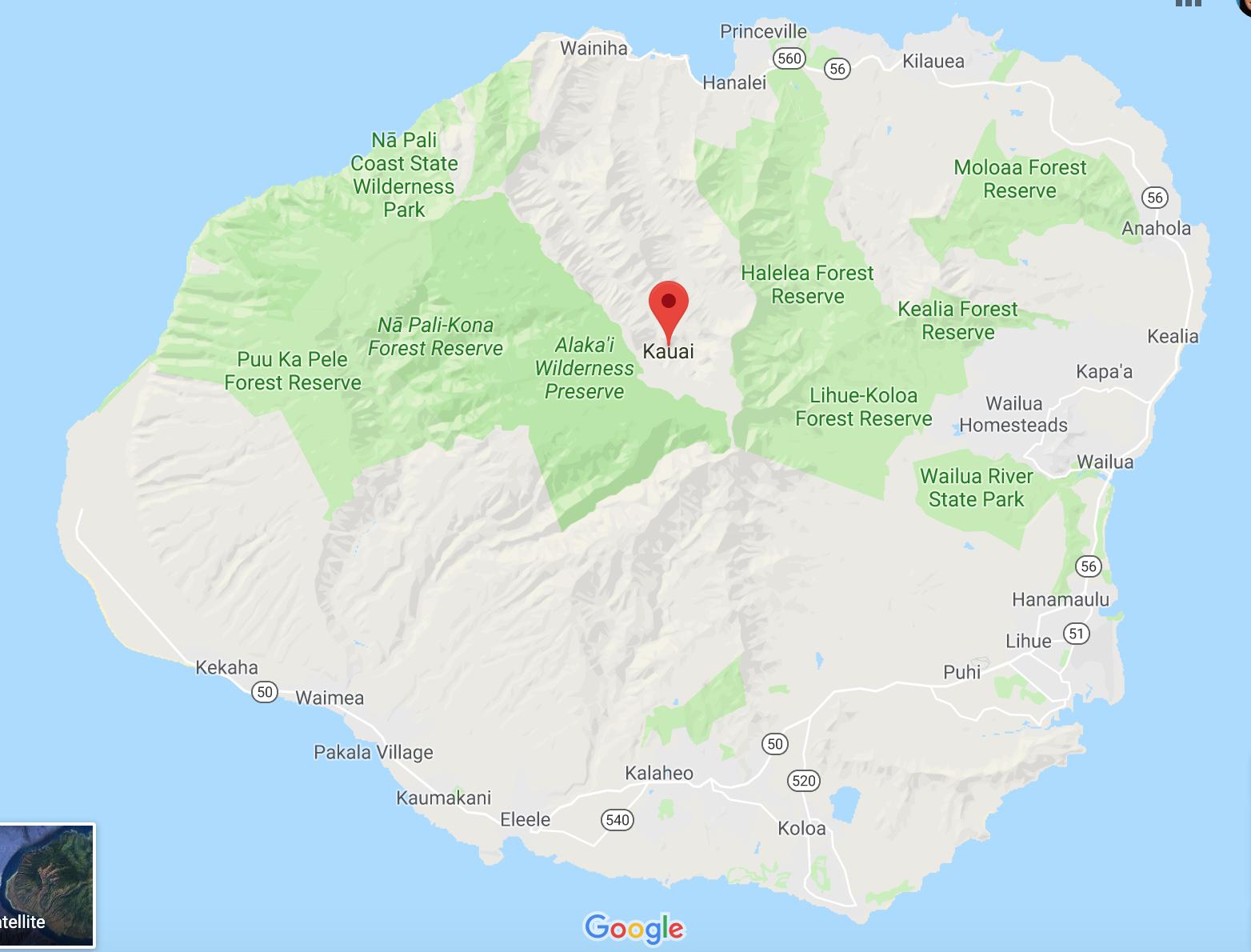 Kauai Police Investigate Alleged Cheating, Cover-Up In Ranks ... on molokai map, maui map, marshall islands hawaii map, kapaa hawaii map, kailua hawaii map, lanai map, kona hawaii map, kaunaoa bay hawaii map, oahu map, hilo hawaii map, lihue map, kahului hawaii map, hawaii road map, niihau hawaii map, poipu map, honolulu hawaii map, hawaii volcanoes national park map, nawiliwili hawaii map, anahulu river hawaii map, kalaupapa hawaii map,