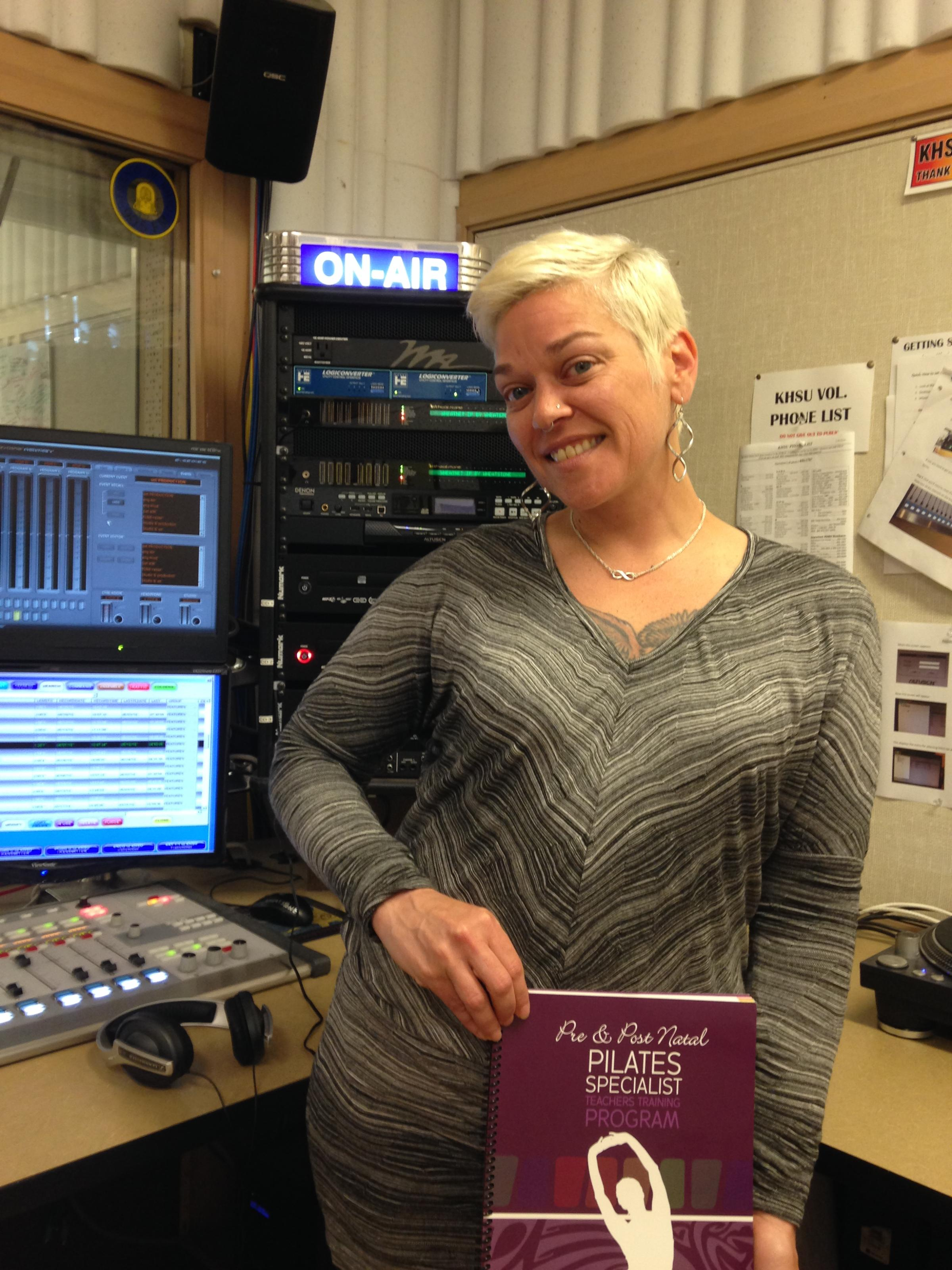 Angelique Hennessy are you acquainted with your pelvic floor? | khsu