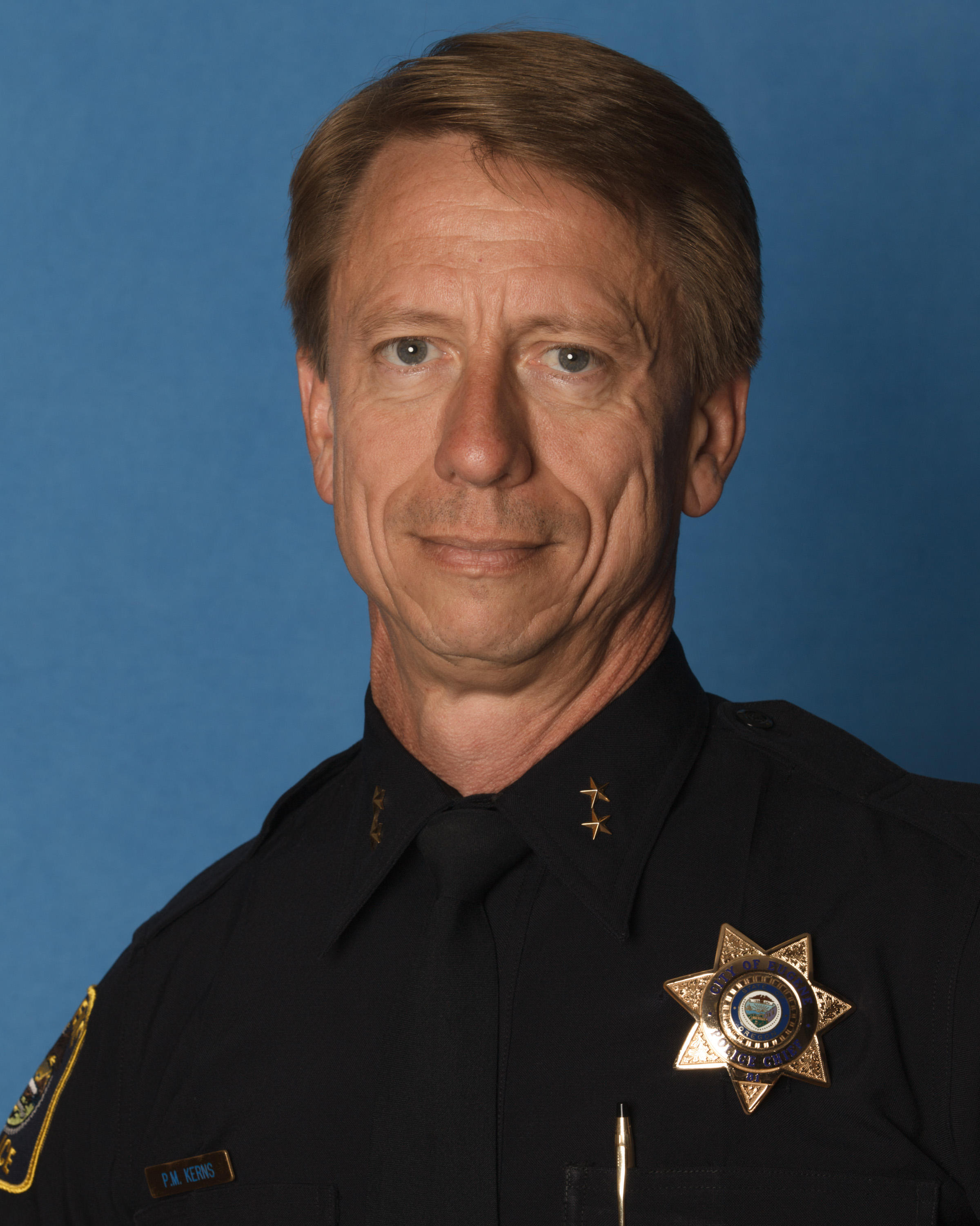 Eugene Police Chief Pete Kerns Will Take A New Job With St