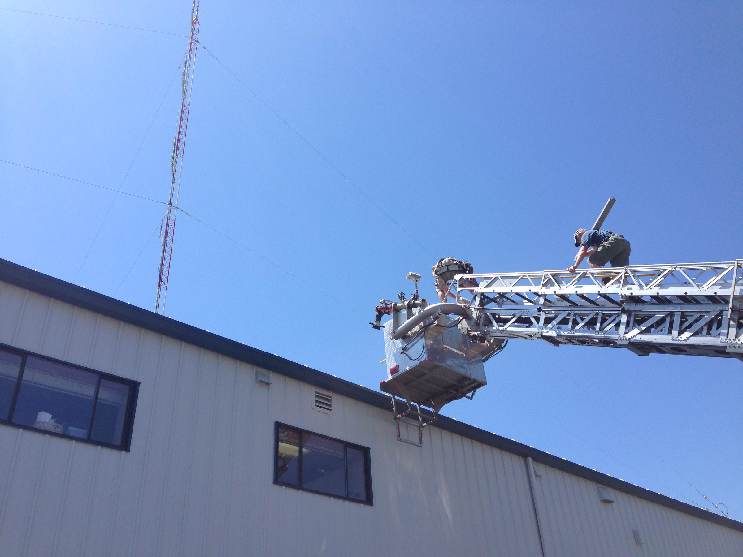 KOCF is On The Air! New Low-Power FM Station For Fern Ridge