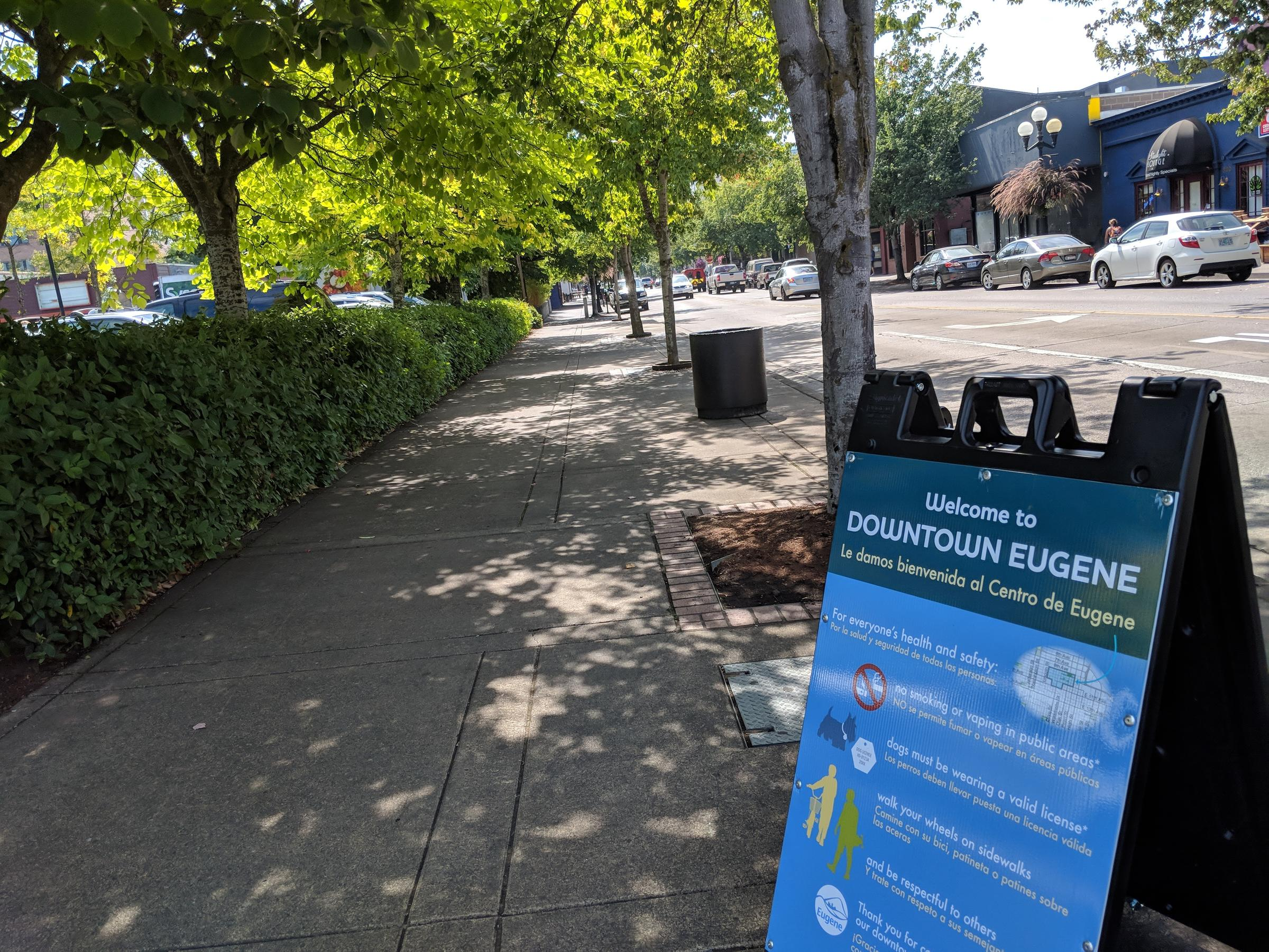 City Club of Eugene: Are You Safe Downtown? | KLCC