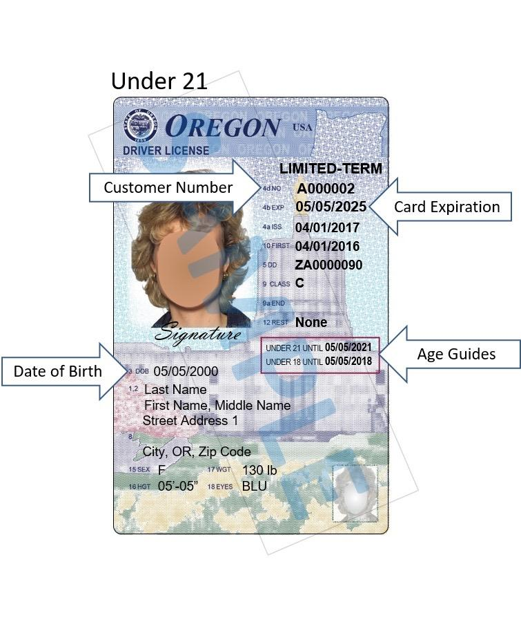 Klcc Oregon Debut This New Week Driver's Licenses