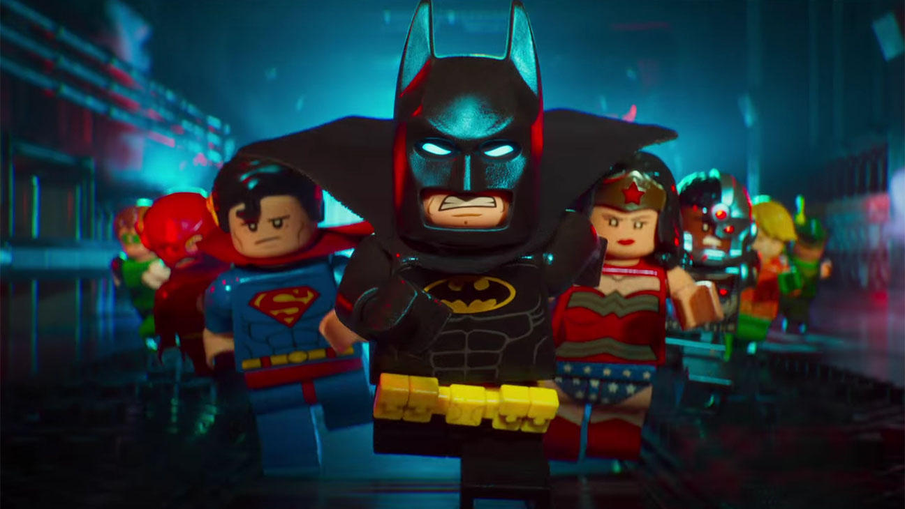 Movie Review The Lego Batman Movie Kmuw