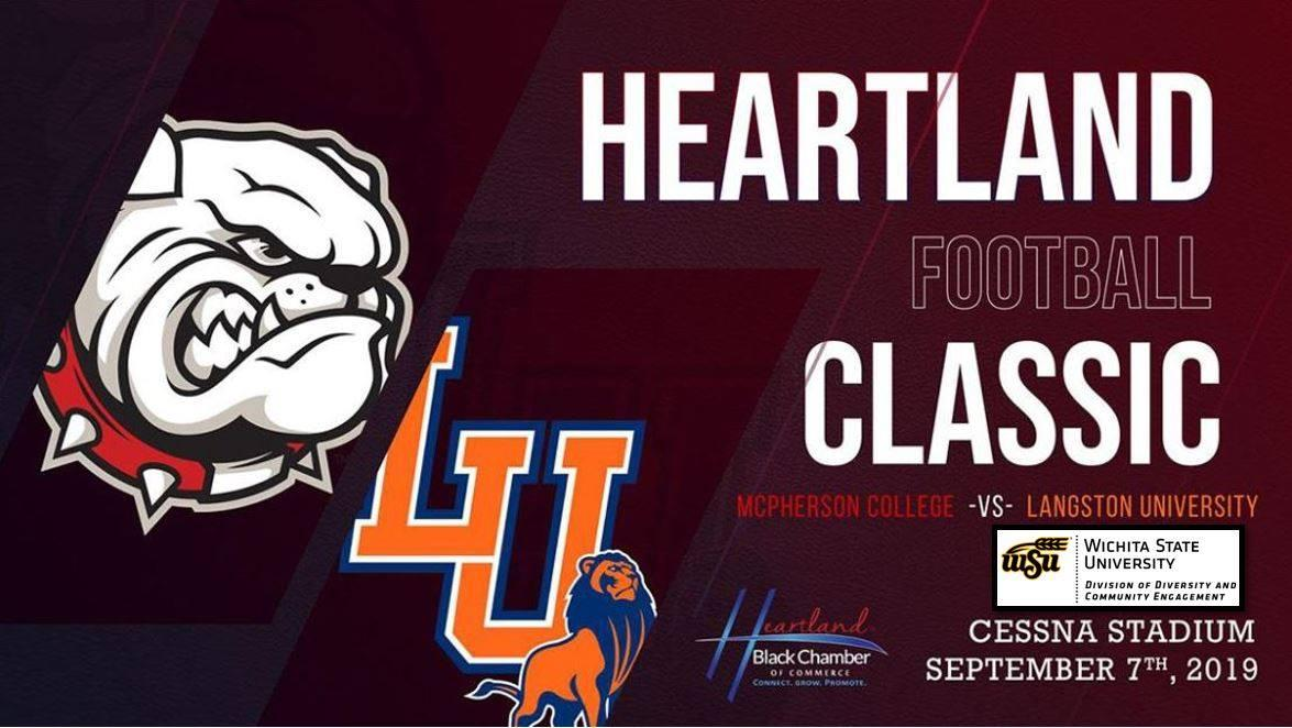 Past & Present: 'Heartland Football Classic' Brings College