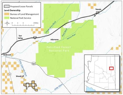 BLM Will Offer Oil and Gas Leases on 4,200 Acres in Northern ...
