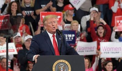 EUA: Trump apuesta por voto latino en Arizona