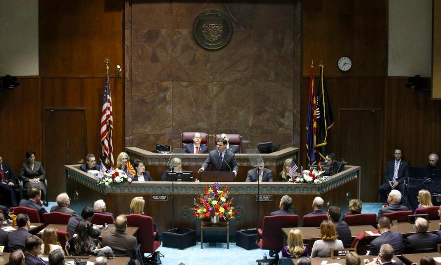 Arizona State Representatives >> Arizona House Sets Votes On Bills Targeting Abortion Knau