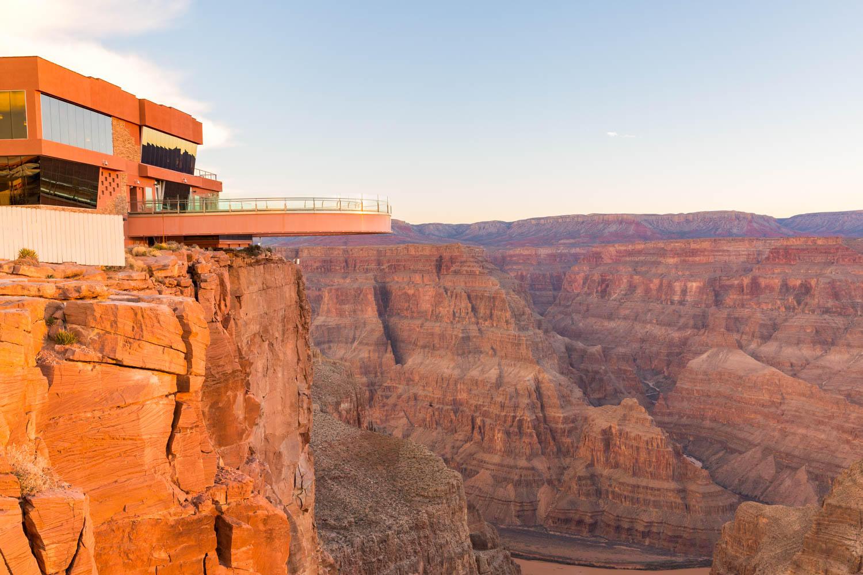 Grand Canyon Skywalk Mulling New Policies After Fatal Jump