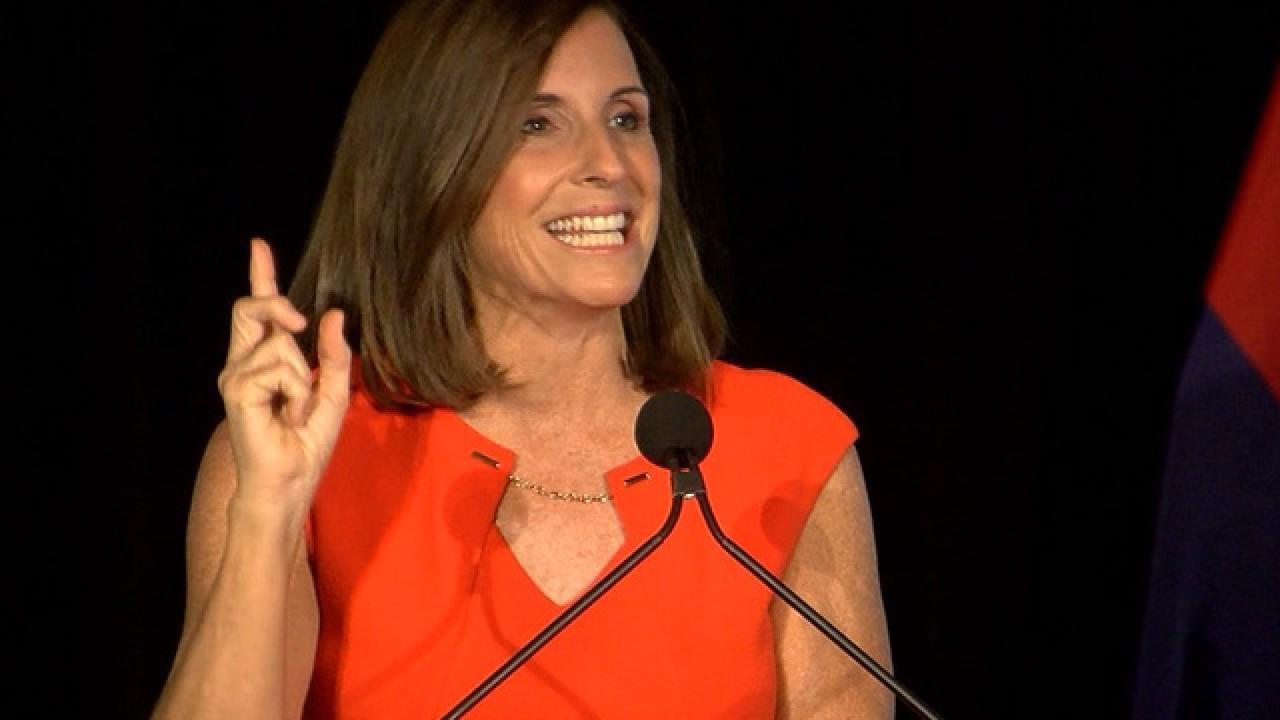 McSally Refunds $120,000 of Excessive Contributions | KNAU Arizona