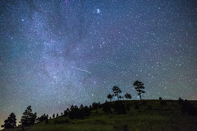 The Perseid Meteors Return. Will We Actually See It In The HV?