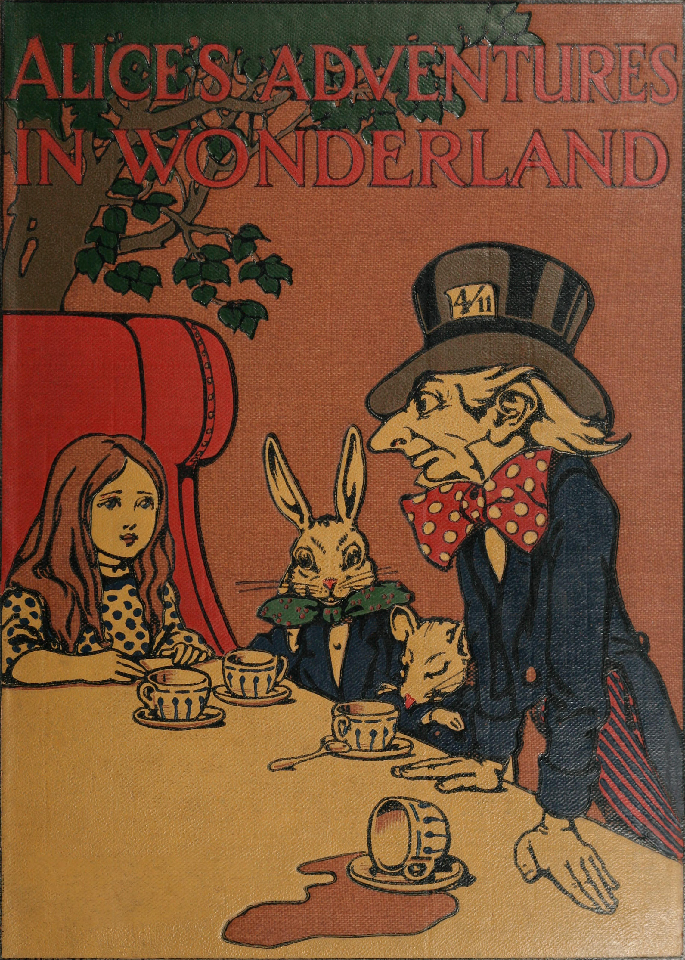 Alice's Adventures in Wonderland by Lewis Carroll, Part 2  Spokane Public Radio